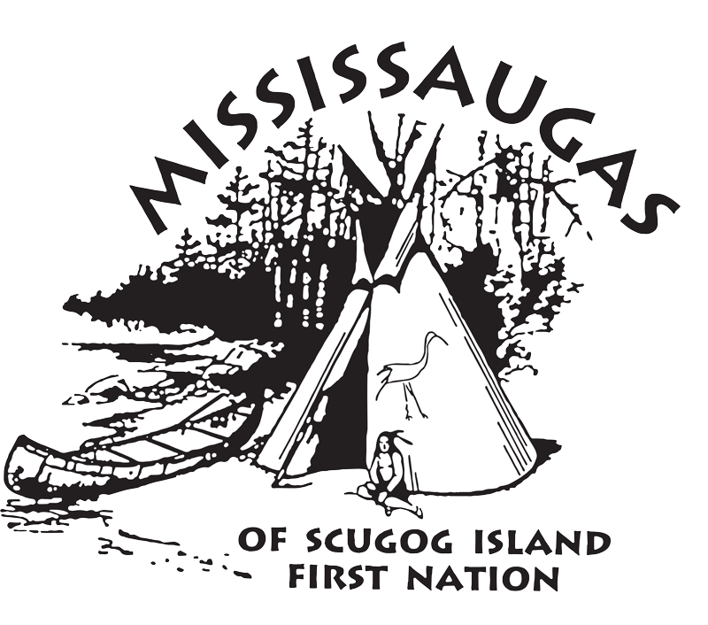 Mississaugas of Scugog Island First Nation Logo