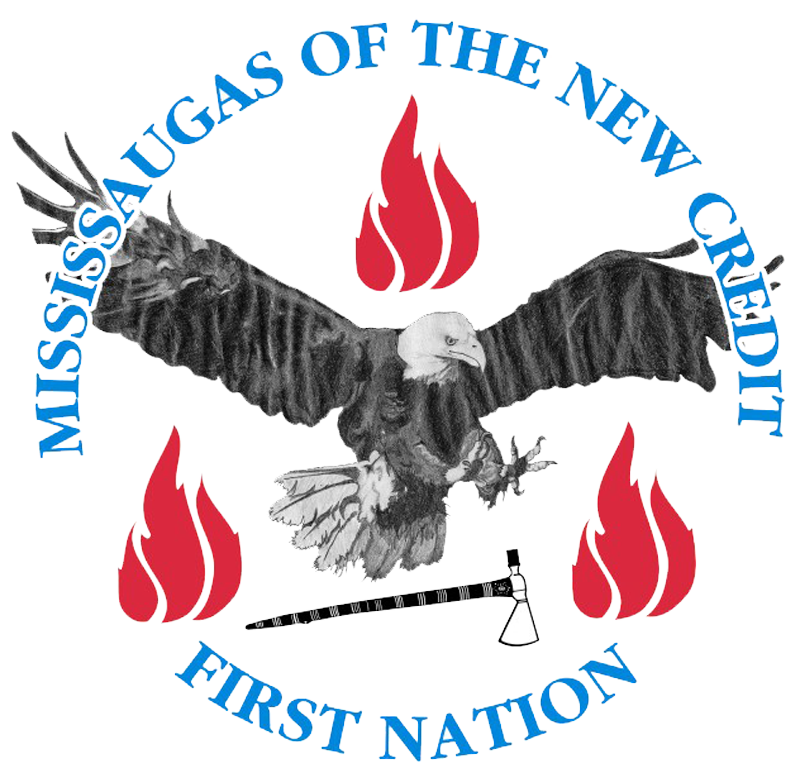 Mississaugas of the New Credit First Nation Logo
