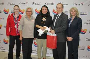 TORONTO 2017 NAIG JOINS BROCK UNIVERSITY TO ANNOUNCE PARTNERSHIP WITH DEPARTMENT OF SPORT MANAGEMENT