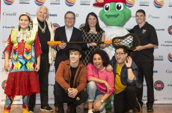 Toronto 2017 NAIG Announces Official Games Mascot