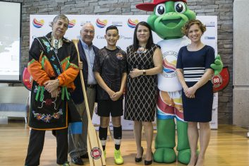 Toronto 2017 NAIG Partners with the Weather Network